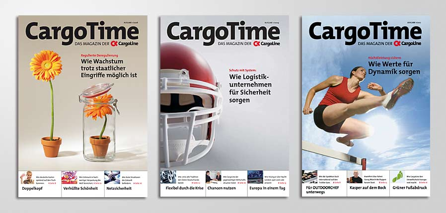 Editorial Design Beispiele