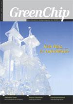 Magazingestaltung GreenChip