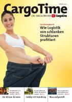 Kundenmagazin CargoTime