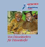 Jubiläumsschrift BürgerStiftung Düsseldorf